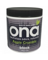 ONA Block Apple Crumble