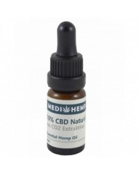 CBD 10% Huile Naturelle 10ml par Extraction