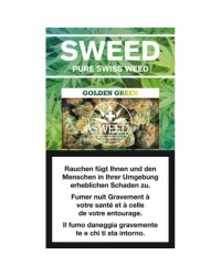 Sweed Golden Green 10gr