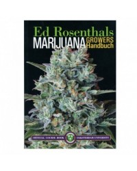 Marijuana Growers Handbuch by Ed Rosenthal